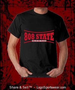 "HAWAII ""808 STATE"" Design Zoom"